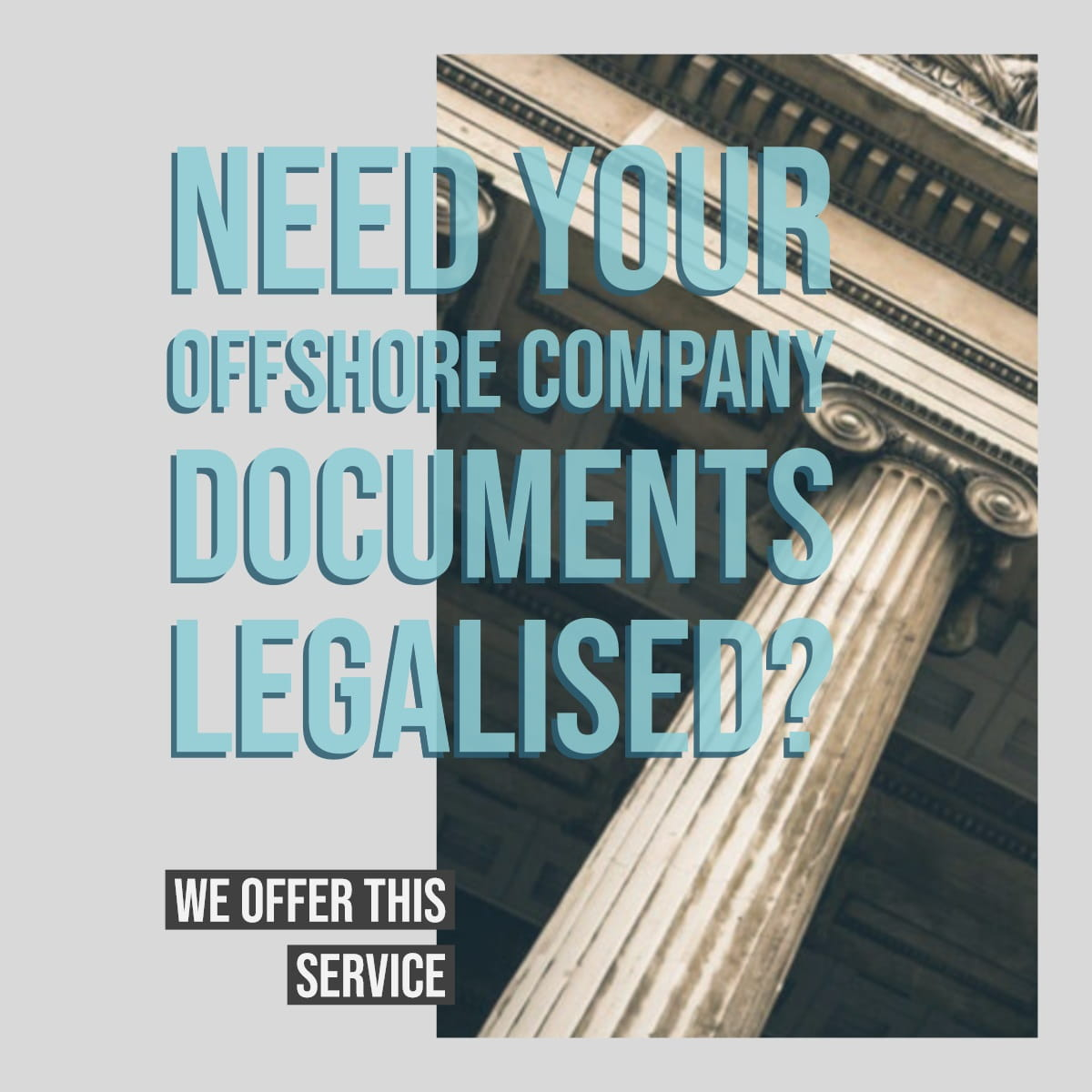 Download Offshore Company Order Form